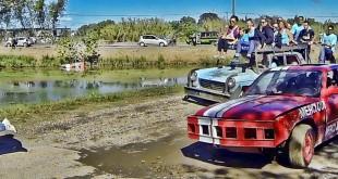 Vidéo défilé des voitures fête votive d'Aigues Mortes 2013