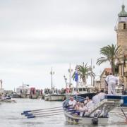 Tournoi de Joutes Languedociennes Grau du Roi 2015.
