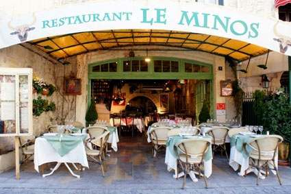 Restaurant Le Minos Aigues Mortes